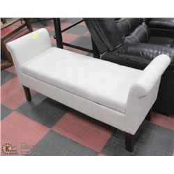 SHOWHOME STORAGE HALL BENCH
