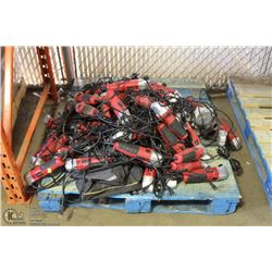 PALLET OF STORE RETURN MULTI CUT OUT TOOLS