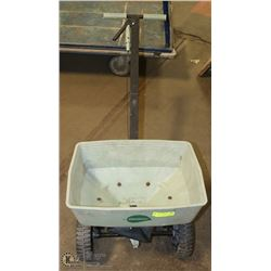 GREENLEAF FERTILIZER SPREADER