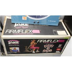 BODY BY JAKE FIRMFLEX HOME EXERCISE SYSTEM
