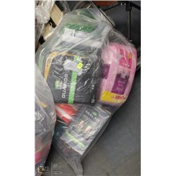 LARGE BAG OF DISPOSABLE UNDERWEAR