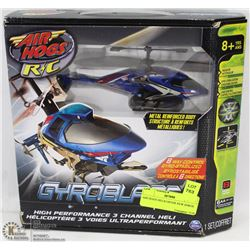 AIR HOGS R/C HELICOPTER NEW INBOX
