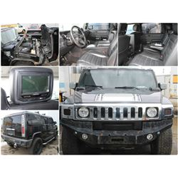 FEATURED HUMMER H2 CUSTOM