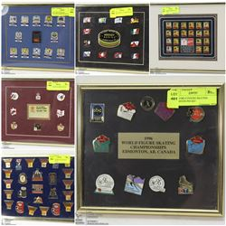 FEATURED COLLECTIBLE PINS