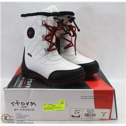 NEW COUGAR BY STORM LADIES WINTER BOOTS SZ 8