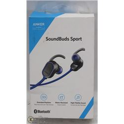 ANKER SOUND BUDS SPORT WATER RESISTANT