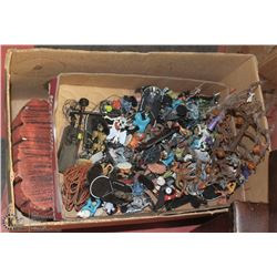ASSORTED HALLOWEEN SPOOKY TOWN FIGURES  WITH