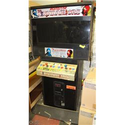 ROMSTAR ARCADE GAME NINJA WARRIORS 2 PLAYER GAME