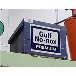 WOODEN GULF CRATE