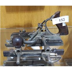 ANTIQUE STANLEY 45 COMBINATION PLANE