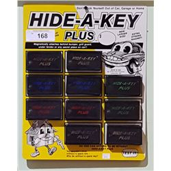 NEW OLD STOCK HIDE-A-KEY DISPLAY