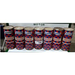 7 FULL STEED RADIATOR CONDITIONER TINS
