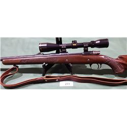 BROWNING SAFARI 338 WIN MAG BOLT ACTION RIFLE