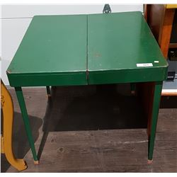 1940'S PORTABLE COLEMAN TABLE