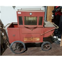 VINTAGE STAGECOACH BARBEQUE