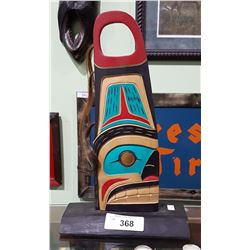 NATIVE CARVING