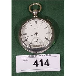 1921 AWC WALTHAM POCKET WATCH