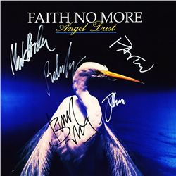 Faith No More Signed Angel Dust Album