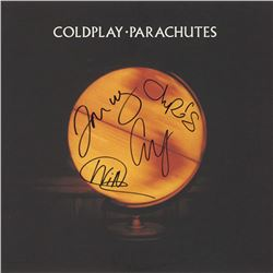 Coldplay Signed Parachutes Album