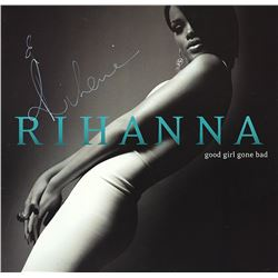 Rihanna Signed Good Girl Gone Bad Album