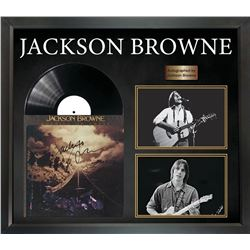 "Jackson Browne ""Running on Empty"" Autographed Album"