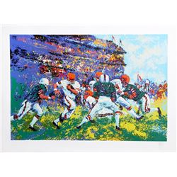Mark King, Football, Serigraph
