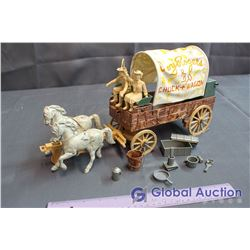 Roy Rogers Chuck Wagon by Ideal