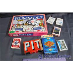 Lot of Cards, and Card Games