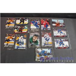 Lot of Upper Deck Hockey Collector Cards (Names in Description)
