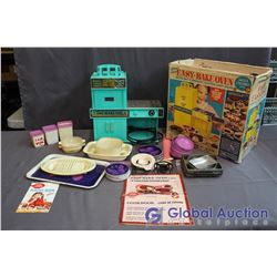 Vintage 1970 Kenner Easy-Bake Oven