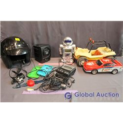Lot of Misc Toys & Electronics