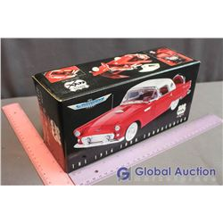 1956 Ford Thunderbird Die Cast Model