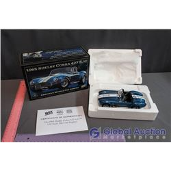 1965 Shelby Cobra Die Cast Model