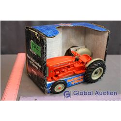 Ford NAA Tractor w/Canopy Die Cast Model
