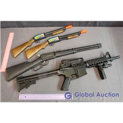 Lot of Toy Guns (4)