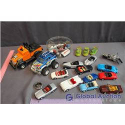 Lot of Misc Toy Cars