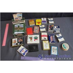 Box of Playing Cards