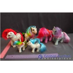 1985-86 Vintage My Little Pony (Quacker, Baby Quacker, Sugarberry and Other)
