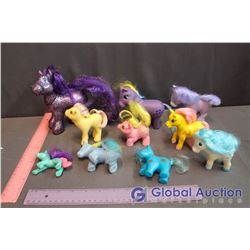 Collection of Misc Toy Ponies