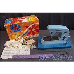 Vintage Debutant Little Betty Toy Sewing Machine