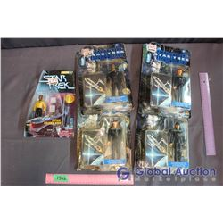 NIB Star Trek Action Figures