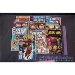 (10) Iron Man Comics
