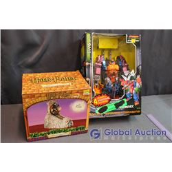 Harry Potter Coin Bank & Transformers Beast Wars