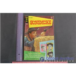 Gunsmoke Comic Book