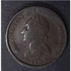 1783 WASHINGTON INDEPENDENCE COIN