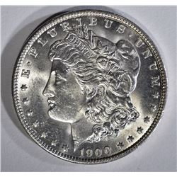 1900-O MORGAN DOLLAR, GEM BU