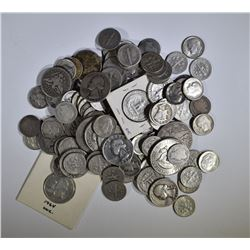$15.00 FACE VALUE 90% SILVER MIXED COINS