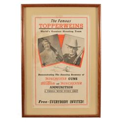 The Famous Topperweins Winchester Poster & Photo