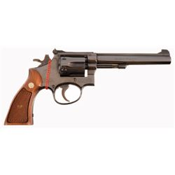 Smith & Wesson Model 17-3 .22 Revolver