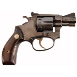 Smith & Wesson Model 34 .22 Revolver